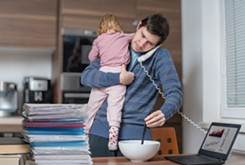 PRESS RELEASE LifeSquire launches virtual babysitting to support parents working from home