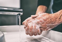 PRESS RELEASE Oklahoma State Department of Health tips for washing hands