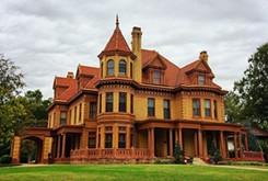 Take a virtual tour of Henry Overholser Mansion