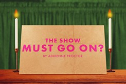TULSA: The show must go on?