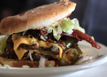Fat Elvus Diner has one heck of a hunka-hunka tasty burger