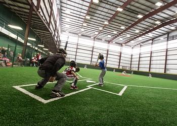 D-Bat baseball, softball facilities now open