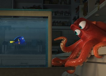 <em>Finding Dory</em> loses the heart that made its predecessor so special