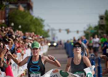 OKC Memorial Marathon imbues competitive running with a sense of mission