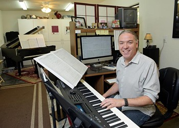 Native composer Jerod Impichchaachaaha' Tate wrote what is believed to be the first Chickasaw-language oratorio