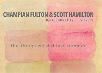 Oklahoma-born jazz pianist and vocalist Champian Fulton shines on a new album
