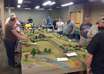 Midwest City's Warlord Games Con hopes to introduce new players to the tabletop gaming world