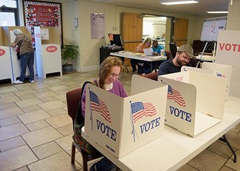Smooth voting