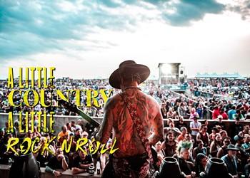 A little country, a little rock 'n roll