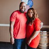 Chris and Nicole Cornish are the owners of Cornish Smokehouse.