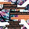 Amshot's exhibITion art opening featuring Bryon Perdue Jr @ amshot