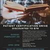 Herbology Patient Certification Event @ Cultivar