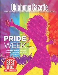 COVER BY PAUL MAYS / OKLAHOMA GAZETTE