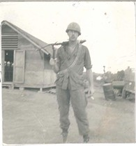 Don Sloat volunteered for the draft during - the Vietnam War. - PROVIDED