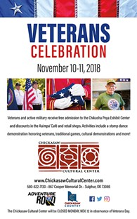 Uploaded by Chickasaw Cultural Center