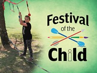 Little Ninja Grounds at Festival of the Child - Uploaded by rdelong