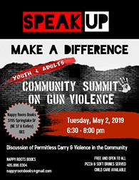 Do something about gun violence! - Uploaded by camille.landry