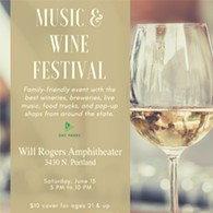 Music and Wine Festival - Uploaded by melissa@oklahomagypsyglam.com