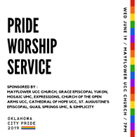 Pride Worship Service - Uploaded by Sarah Elizabeth Smith