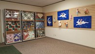 Porcelain Artists Who Quilt & Suzanne Henthron - Uploaded by Susan Schmidt