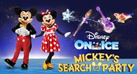 Disney On Ice Mickey's Search Party - Uploaded by Kasey Littlefield