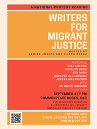 Writers for Migrant Justice - Uploaded by la_iliana