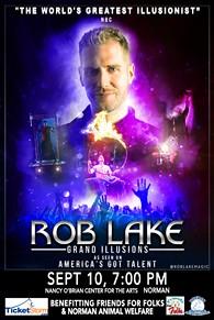 Rob Lake Grand Illusions Sept 10 - Uploaded by Rob Lake