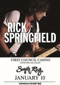 Rick Springfield in Concert!! - Uploaded by Shea