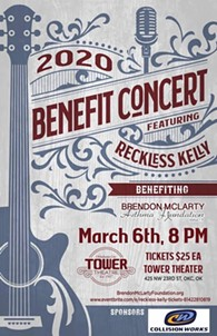 Brendon McLarty Memorial Foundation Benefit Concert - Uploaded by LC