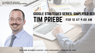 Google SEO Strategies with Tim Priebe - Uploaded by PC Executive Services