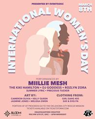 International Women's Day - Uploaded by April Nicole