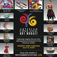 Artesian Online Art Market - Uploaded by Chickasaw Cultural Center
