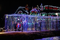 Christmas in the Park - Uploaded by Jenna Roberson