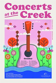 Concerts At The Creek - Uploaded by Chisholm Creek