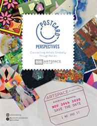 Postcard Perspectives 2020 - Uploaded by Artspace at Untitled