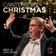 Canterbury Christmas - Uploaded by kelsterokc