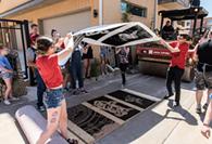 Steamroller Print Fest 2019 - Uploaded by Artspace at Untitled