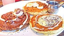 Breakfast breakout