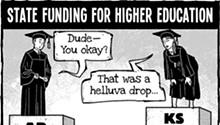 Cartoon: No class