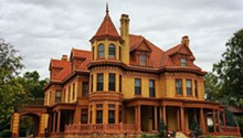 Take a virtual tour of Henry Overholser Mansion