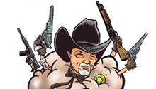 "Chicken-Fried News: Police ""posse"""