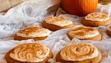 Gazedibles: Apparently It's Pumpkin Season
