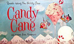 10 sweet vintage ice cream ads for National Hot Fudge Sundae day
