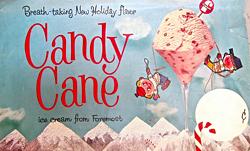 10 sweet vintage ice cream ads for National Hot Fudge Sundae day