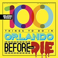 100 things you must do in Orlando before you die