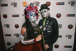 139 photos of the undead at Orlando Zombie Ball