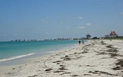 20 photos of Florida beaches that'll make you wish you were there right now</>
