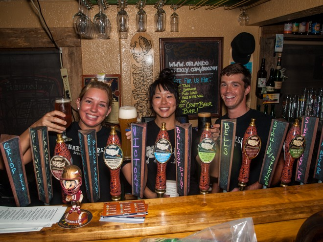 22 hoppy photos from Beer Camp Across America Takeover at Gnarly Barley
