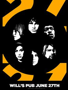 ALEXBORGDESIGN.CO.UK - 27 Club (Tribute Show)