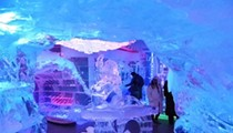 Minus5 Ice Bar on I-Drive is now open